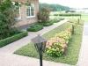 Aanplant tuin met bodembedekkers en vaste planten